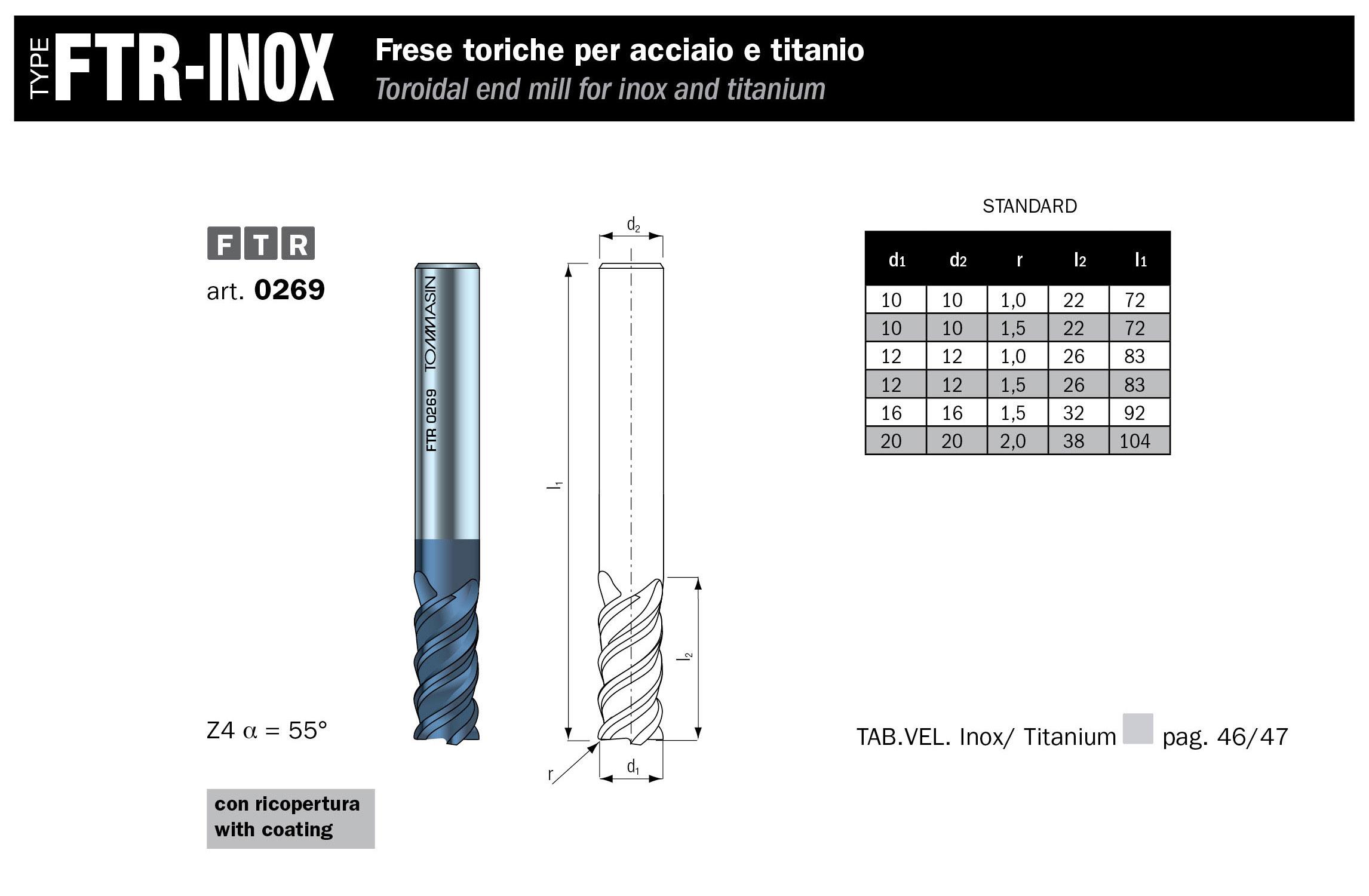 FTR-INOX