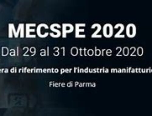 Tommasinutensili@Mecspe 2020 – from 29th to 31st of October