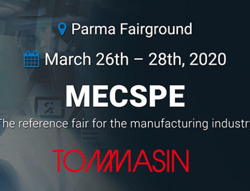 Tommasinutensili@Mecspe 2020 – from 26th to 28th of March